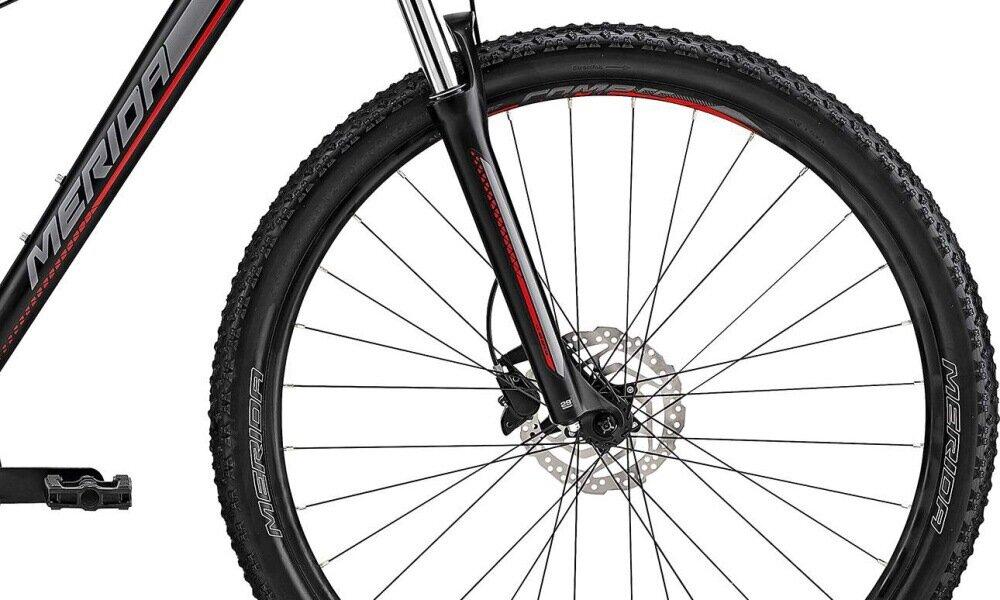6cd9b8b55f Bicykel Merida Big Nine 20-D čierny 2019
