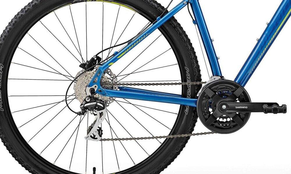 20093d58f6 Bicykel Merida Big Nine 20-D modrý 2019