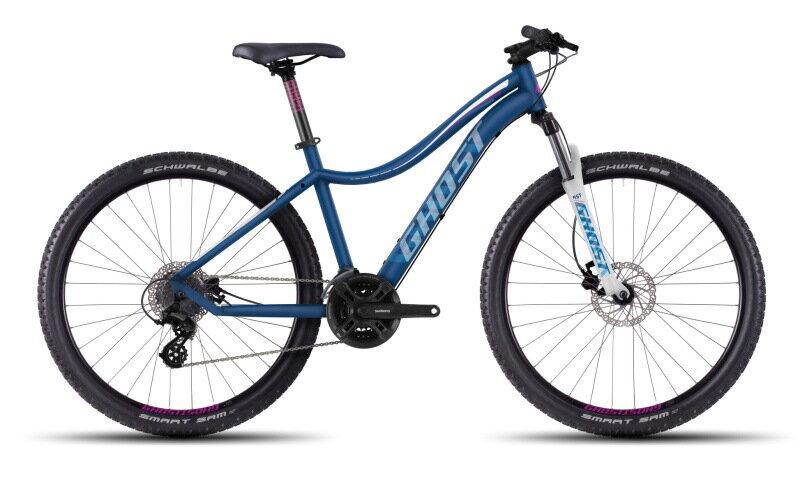 def50d2ec Dámsky horský bicykel Ghost Lanao 1 darkblue 2016