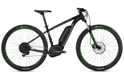 Elektro bicykel Ghost Hyb Teru B4.9 black-grey 2019