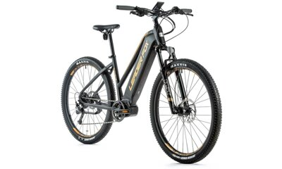 Elektro bicykel Leader Fox Awalon Lady 29 čierny 2021