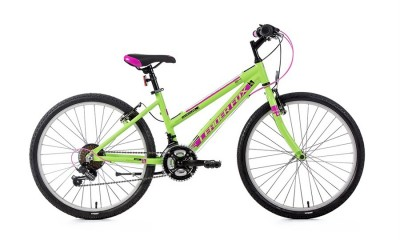 Bicykel Leader Fox Buffalo Girl 24 green 2018