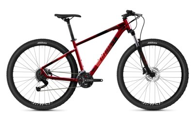 Bicykel Ghost Kato Universal 29 red 2021