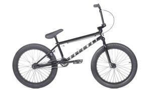 Bicykel Cult Gateway JR black 2018