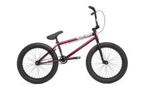 Bicykel Kink Curb smoked red 2020