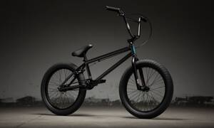 Bicykel Kink Launch gloss black 2019