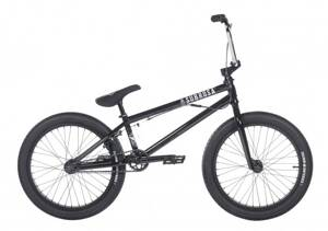 Bicykel Subrosa Salvador Park gloss black 2018