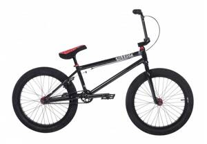 Bicykel Subrosa Tiro gloss black 2018