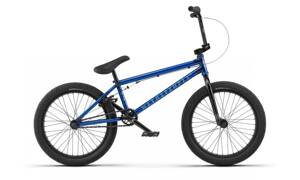 Bicykel Wethepeople Arcade translucent blue 2018