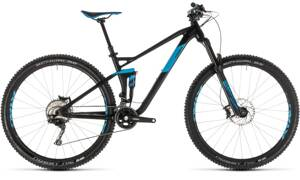 Bicykel Cube Stereo 120 Race 29 2019