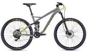 Bicykel Ghost Kato FS 3.7 grey 2018