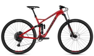 Bicykel Ghost SLAMR 2.9 red 2019