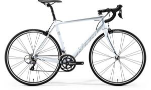 Bicykel Merida Scultura 100 white 2018