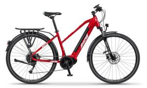 Elektro bicykel Apache Matta Tour MX-3 Lady red 2021