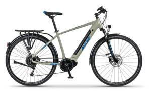 Elektro bicykel Apache Matto Tour MX-3 grey 2021