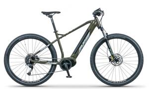 Elektro bicykel Apache Tuwan MX3 army green 2021