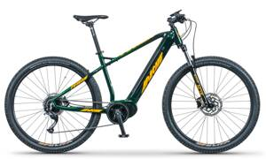 Elektro bicykel Apache Tuwan MX3 deep green 2021