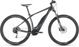 Elektro bicykel Cube Acid Hybrid One 500 29 grey 2019