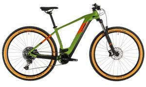 Elektro bicykel Cube Reaction Hybrid EX 625 green 2020