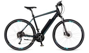 Elektro bicykel Dema E-lliot Cross 400 2017