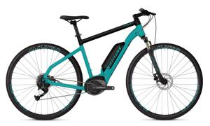 Elektro bicykel Ghost Hyb Square Cross B1.8 2019