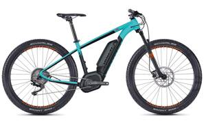 Elektro bicykel Ghost Hyb Teru B2.7 Lady blue 2018