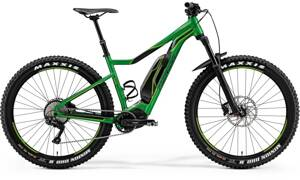 Elektro bicykel Merida eBig Trail 500 2018