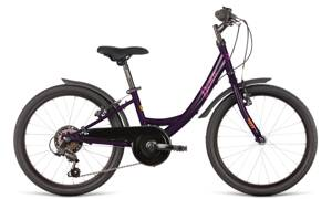 Bicykel Dema Aggy 20 6sp bordo 2021