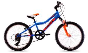 Bicykel Harry Junior SF 20 modrý