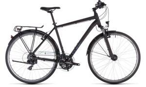 Bicykel Cube Touring black 2019