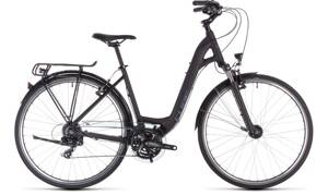 Bicykel Cube Touring Easy Entry black 2019