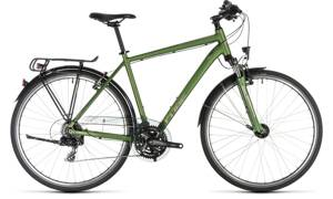 Bicykel Cube Touring green 2019