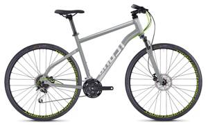 Bicykel Ghost Square Cross 2.8 grey 2018