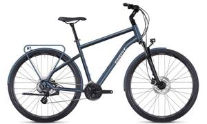 Bicykel Ghost Square Trekking 2.8 metallic blue 2018