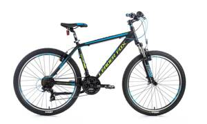 Bicykel Leader Fox MXC black 2018