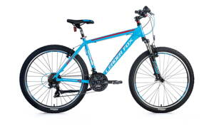 Bicykel Leader Fox MXC blue 2018