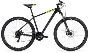 Bicykel Cube Aim 27,5 black 2018