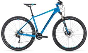 Bicykel Cube Attention SL 27,5  blue 2018