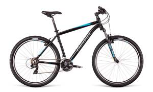 Bicykel Dema Pegas 1.0 black-blue 2018