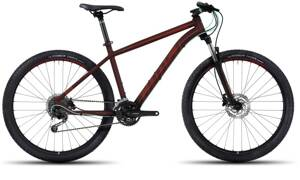 Bicykel Ghost Kato 3 27,5 red 2017