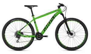 Bicykel Ghost Kato 3.7 green 2019