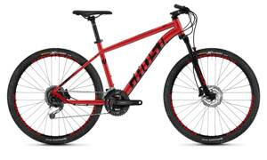 Bicykel Ghost Kato 4.7 red 2019