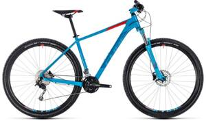 Bicykel Cube Aim SL 27,5 blue 2018