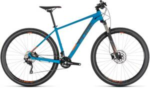 Bicykel Cube Attention SL 27,5 blue 2019