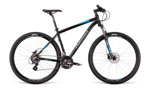 Bicykel Dema Energy 3.0 black-blue 2018
