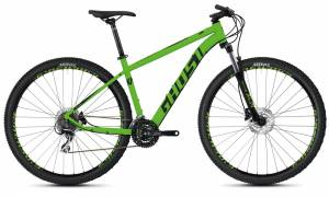 Bicykel Ghost Kato 3.9 green 2020