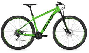 Bicykel Ghost Kato 3.9 green 2019