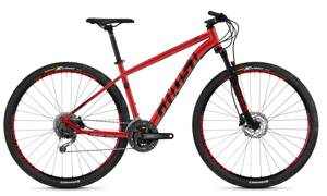 Bicykel Ghost Kato 4.9 red 2019