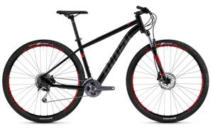 Bicykel Ghost Kato 5.9 black 2019