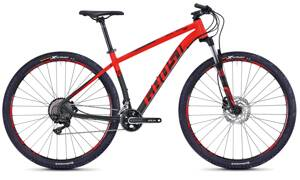 Bicykel Ghost Kato 7.9 red 2018